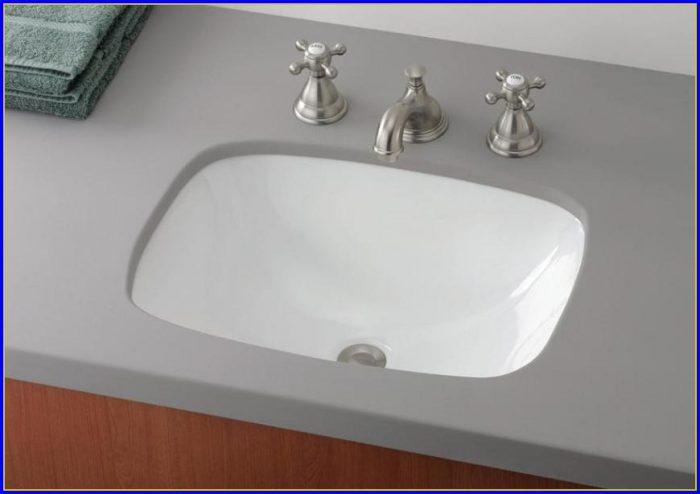 Undermount Bathroom Sinks Rectangular