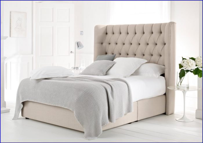 Upholstered Bed Frame By Madison Home Usa