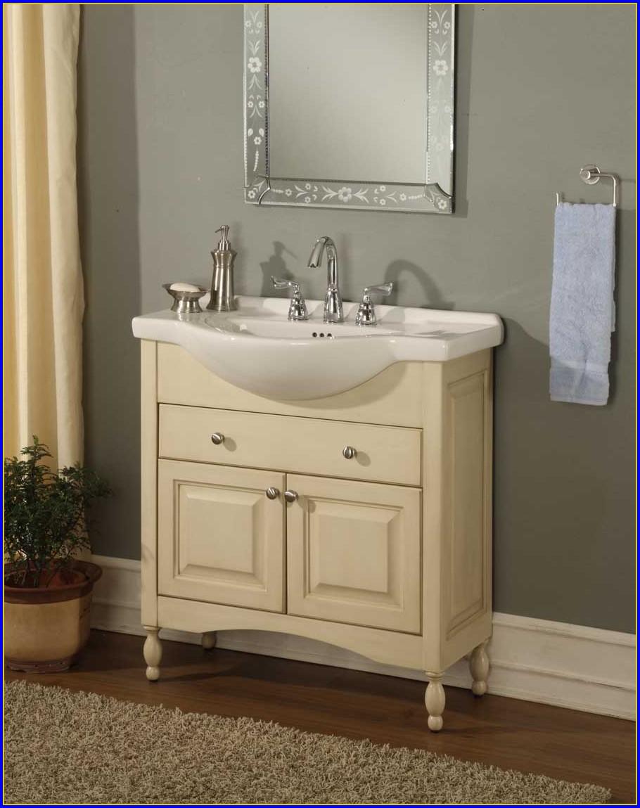 Very Shallow Bathroom Vanity