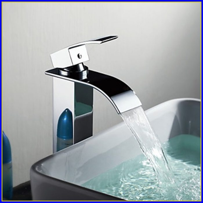 Waterfall Bathroom Faucet Amazon