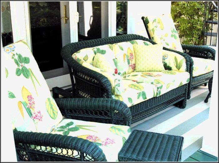 Woodard Patio Furniture Cushions
