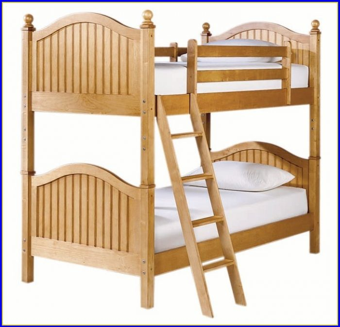 Wooden Bunk Beds That Separate