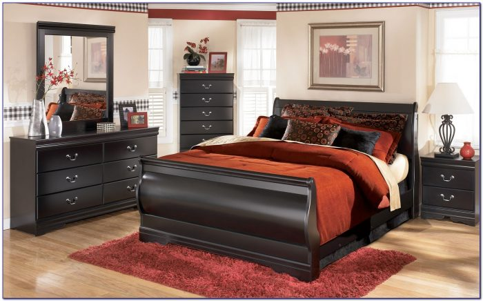 Ashley Furniture Bed Frame Instructions
