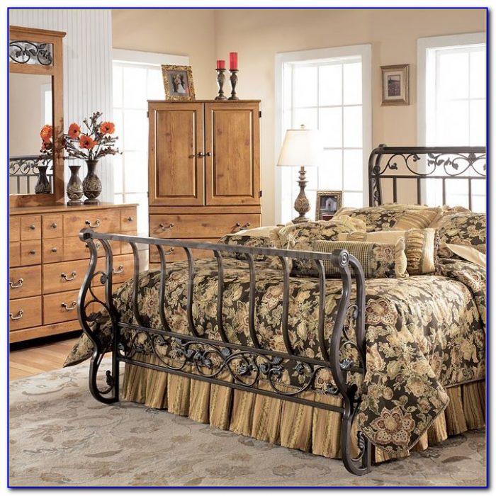 Ashley Furniture Bed Frame King