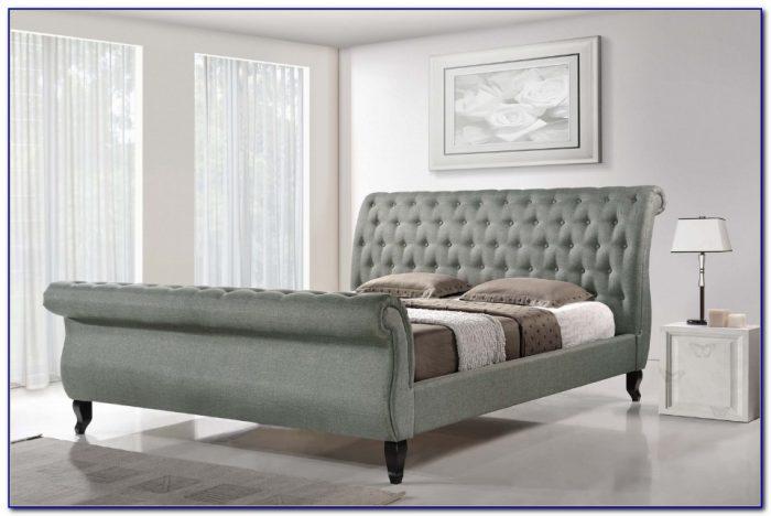 Baxton Studio Bed Frames