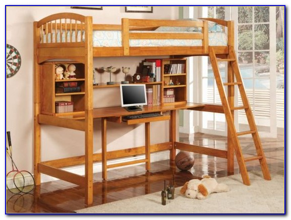 Bunk Bed Desk Combo Canada