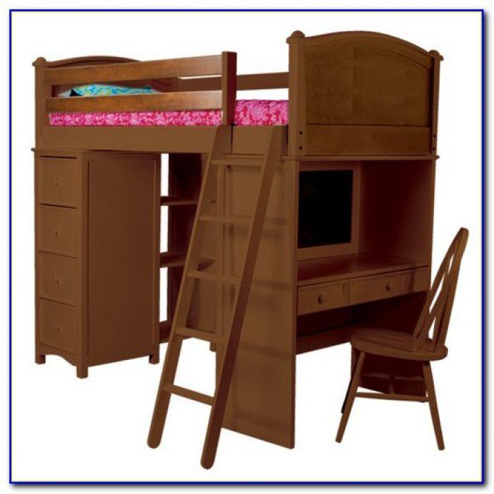 Bunk Bed Desk Combo Nz
