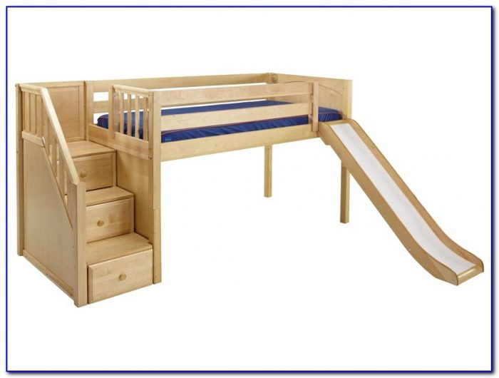Bunk Bed Slide Diy