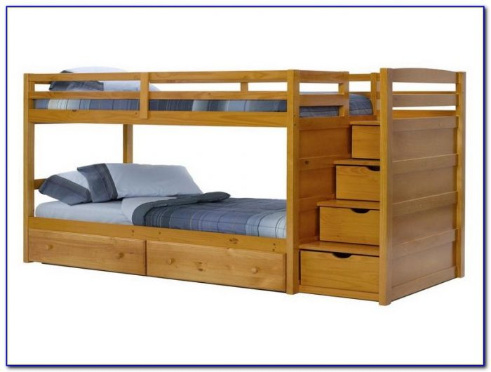 Bunk Bed Stairs Storage