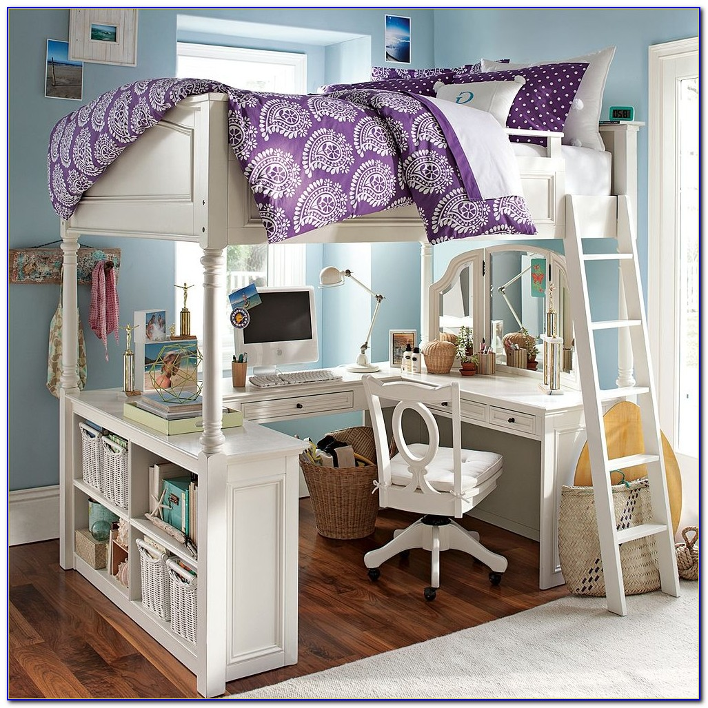 Bunk Bed With Desk Underneath Nz
