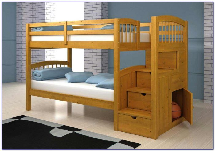 Bunk Beds With Steps Australia