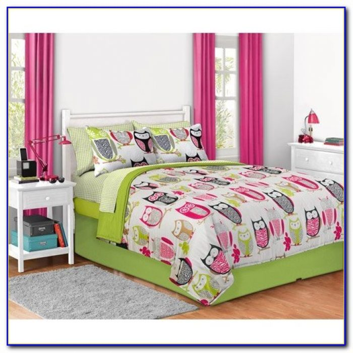 Cute College Dorm Bedding