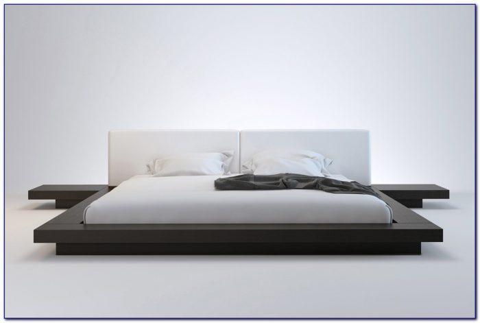 Diy California King Platform Bed Frame