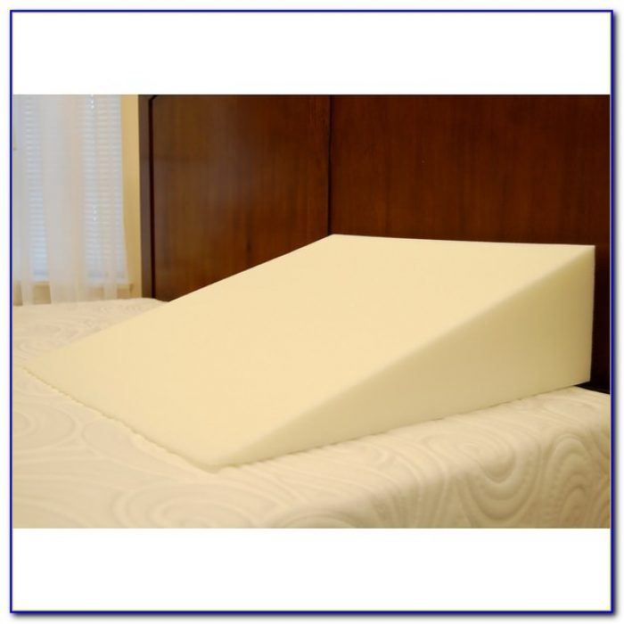 Foam Wedge For Bed Rest
