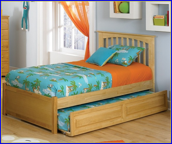 Full Trundle Bed Canada