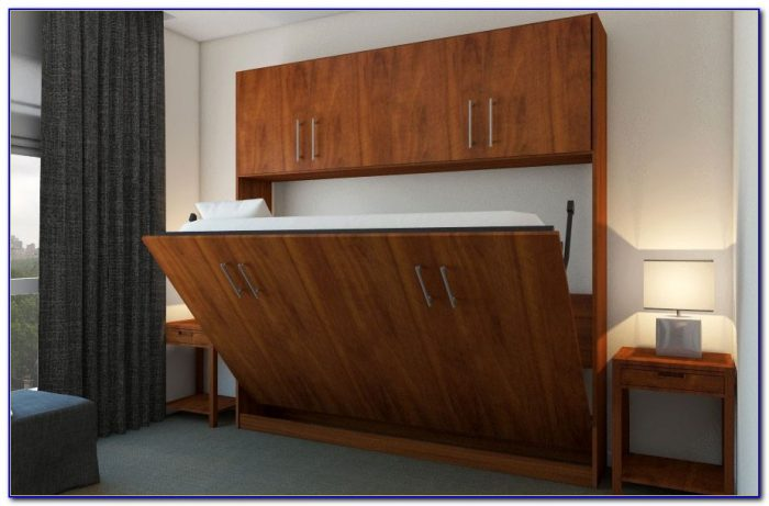 Horizontal Murphy Bed Couch