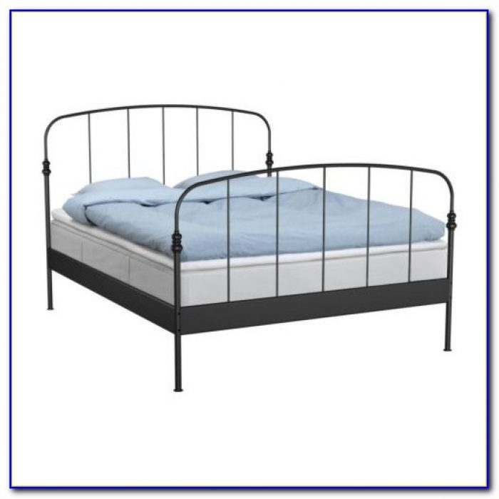 Ikea Metal Bed Frame Instructions