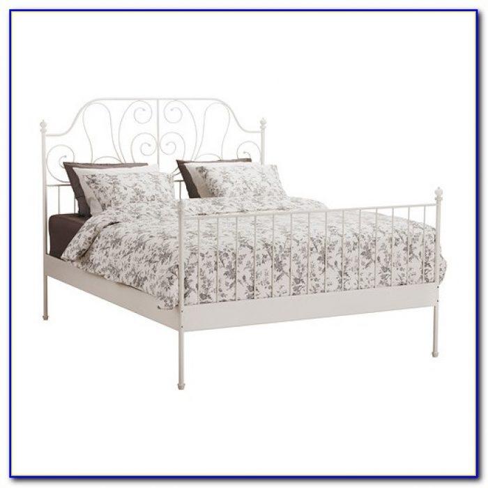 Ikea Metal Bed Frame Queen