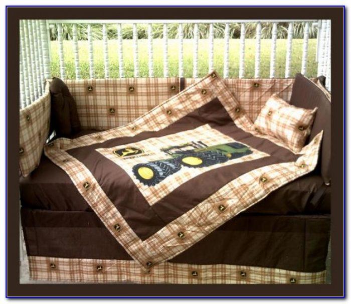 John Deere Bedding Sets For Cribs