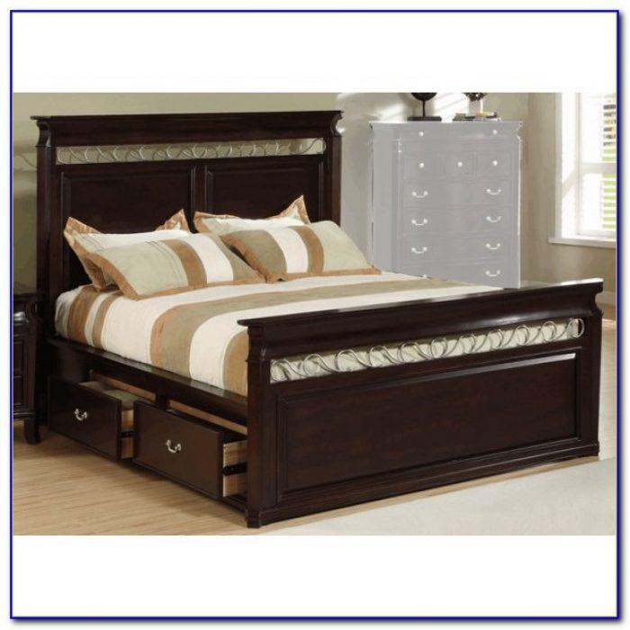 King Size Bed Frame Dimensions Australia