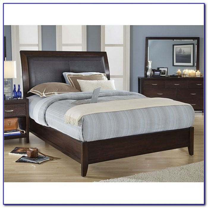 King Size Sleigh Bed Measurements