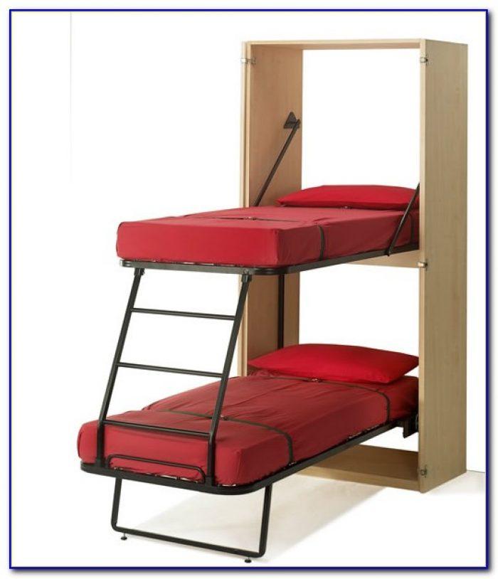 Murphy Bed Mechanism Plans
