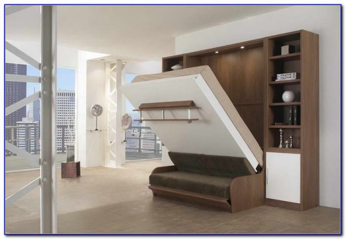 Murphy Bed Sofa Plans