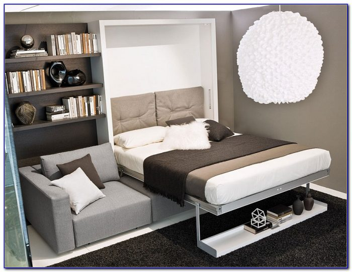Murphy Bed With Couch Attached
