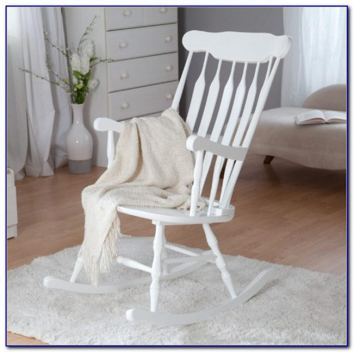 White Rocking Chair For Nursery Uk Chairs Home Design