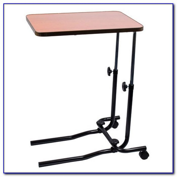 Overbed Table With Storage