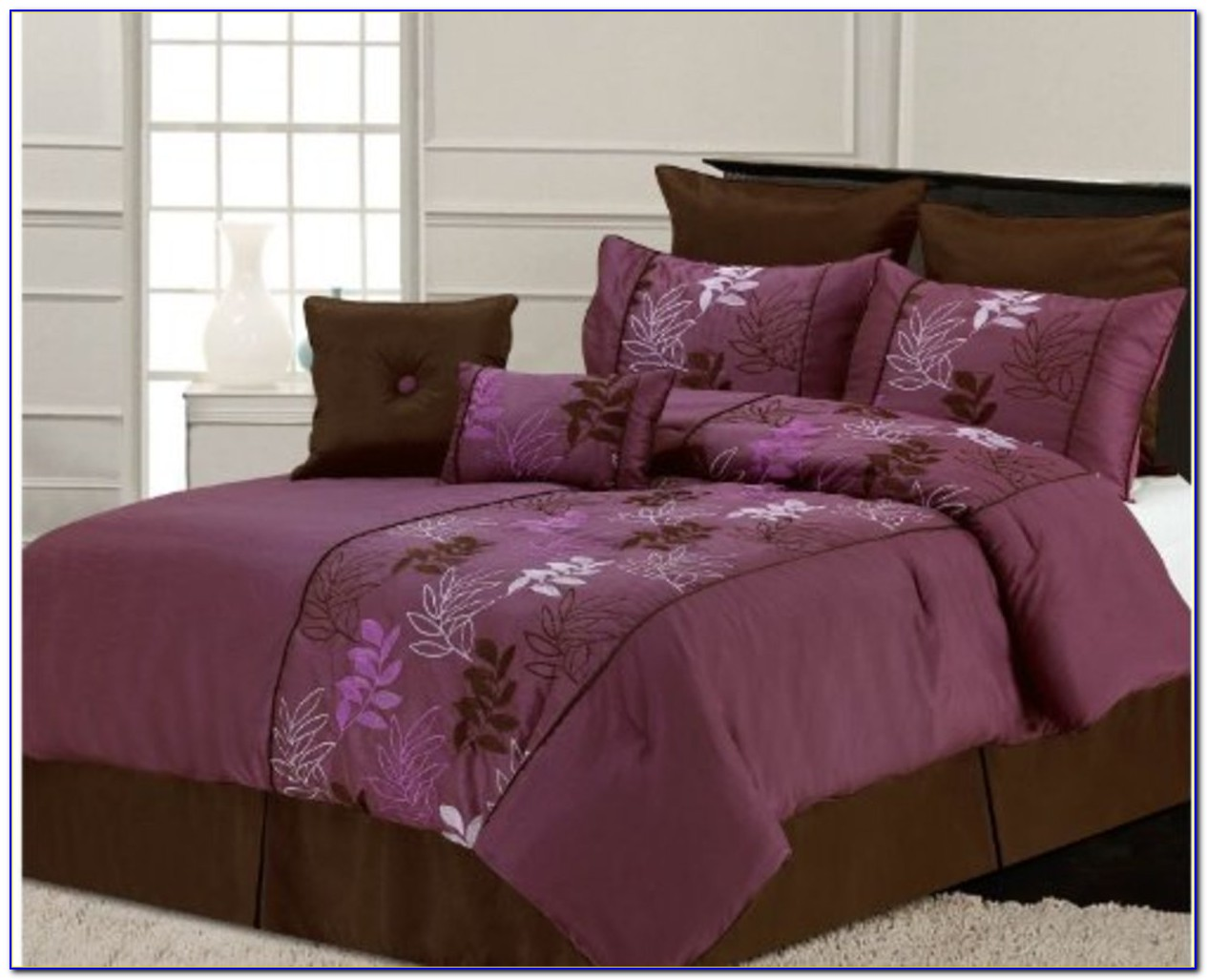 Oversized California King Bedding