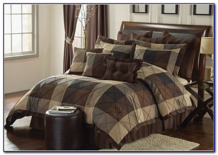 Oversized King Size Bedding 126x120