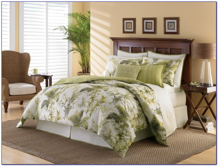 Palm Tree Bedding Twin