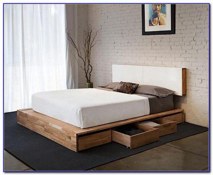 Platform Bed Ikea Queen