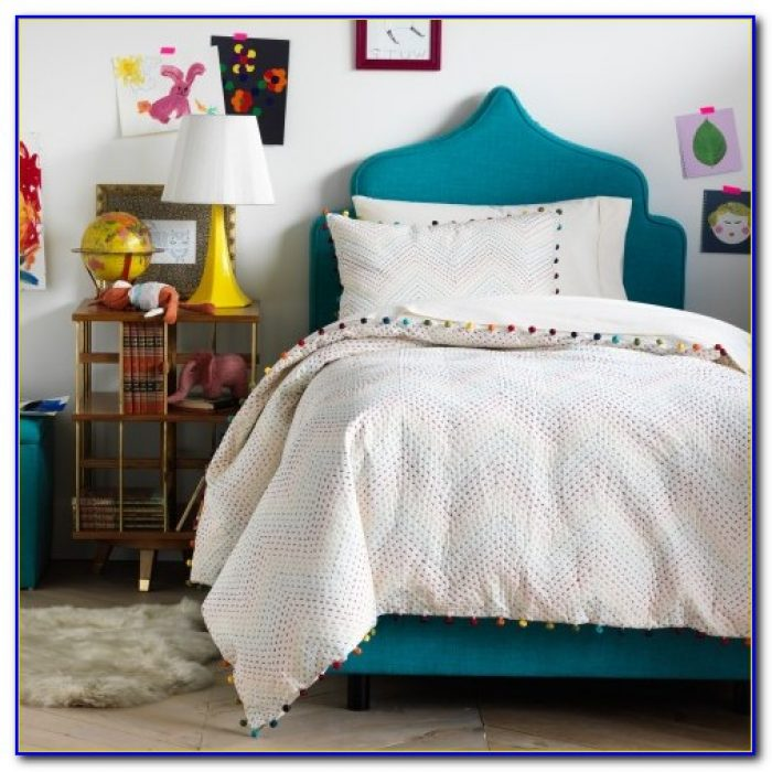 Pom Pom Bedding Mathilde