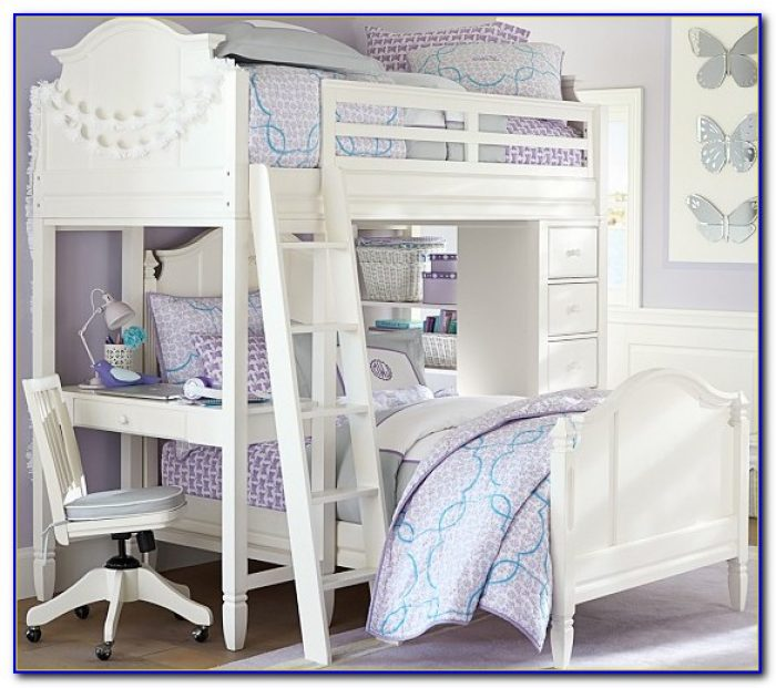 Pottery Barn Loft Bed Assembly Instructions