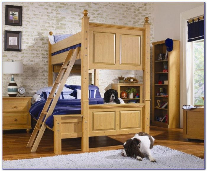 Queen Size Loft Bed Frame Singapore