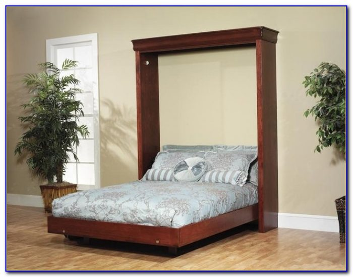 Queen Size Murphy Bed Dimensions