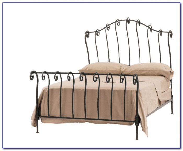Rod Iron Beds King