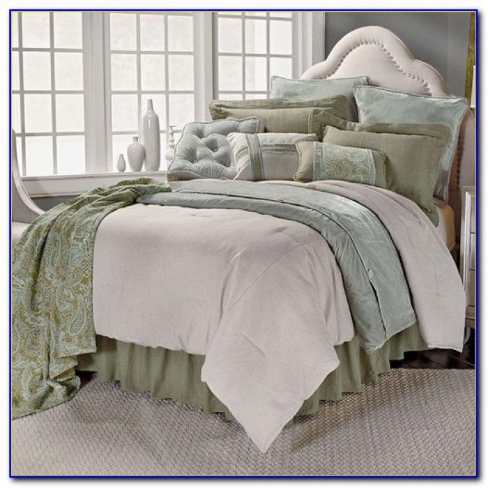 Seafoam Green Baby Bedding