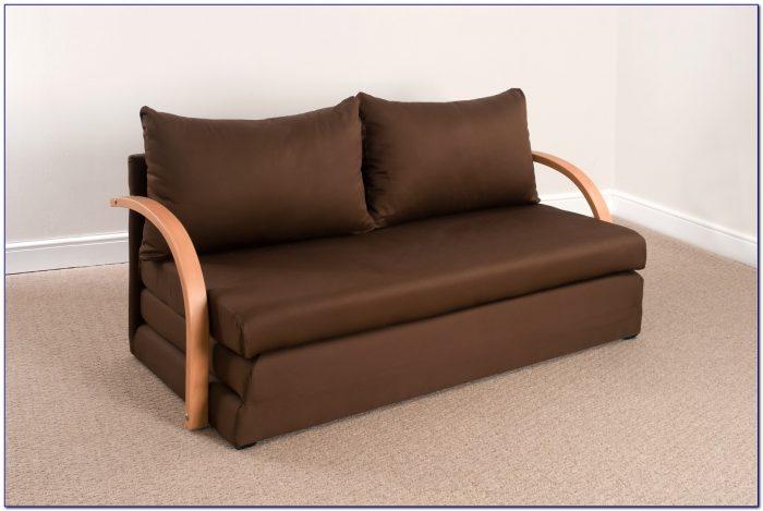 Sleeper Chair Folding Foam Bed Cover