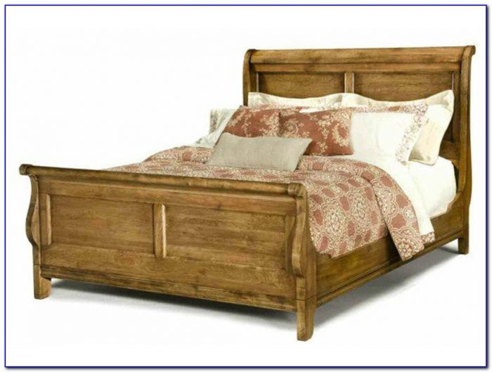 Sleigh Bed King Size Uk