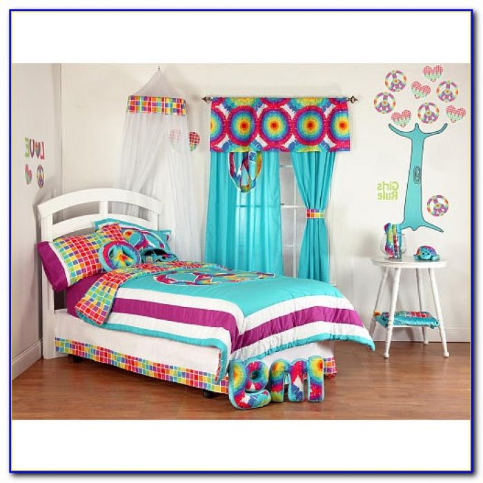 Tie Dye Bed Sheets Twin