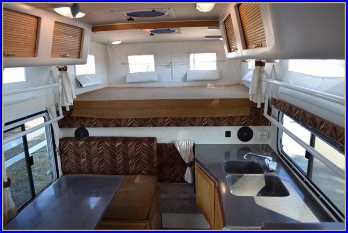 Truck Bed Campers Used