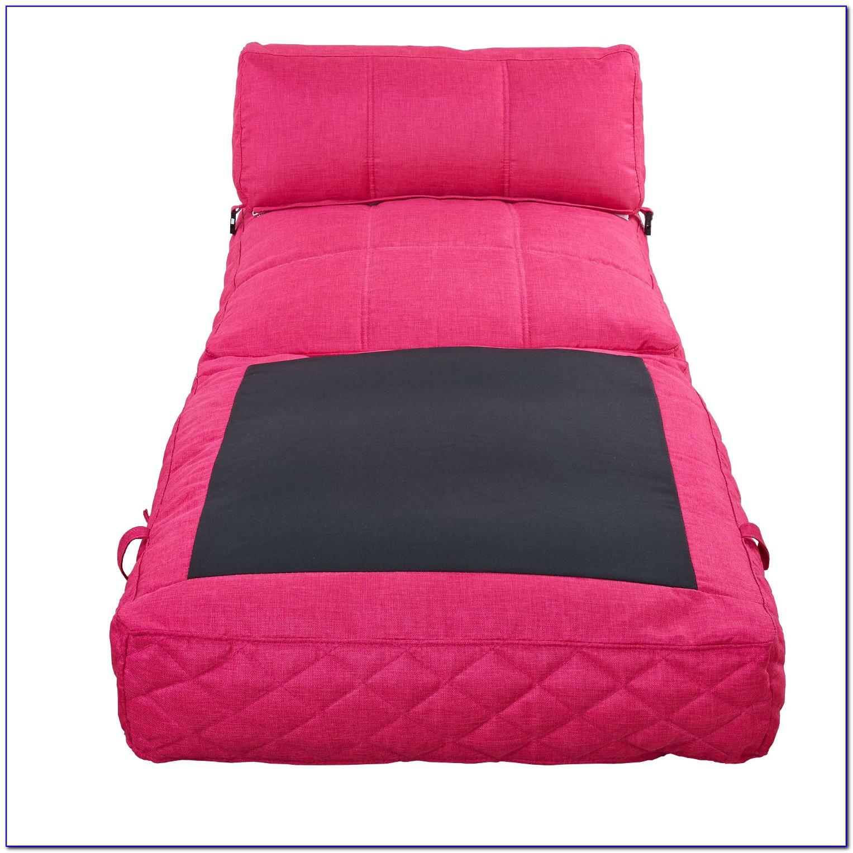 Twin Sleeper Chair Folding Foam Bed