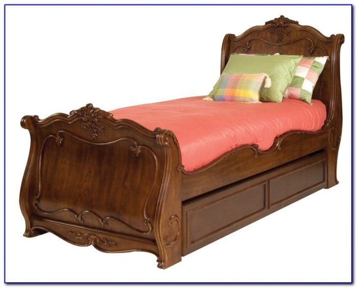 Twin Sleigh Bed Canada