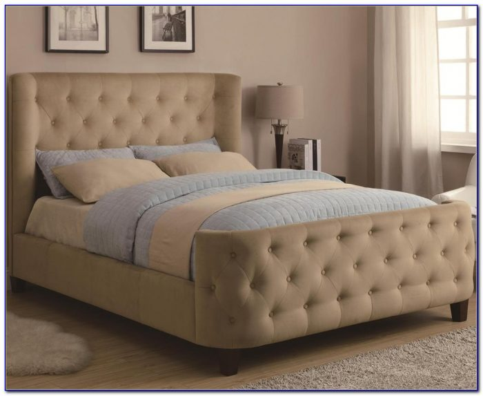 Upholstered Beds King Uk