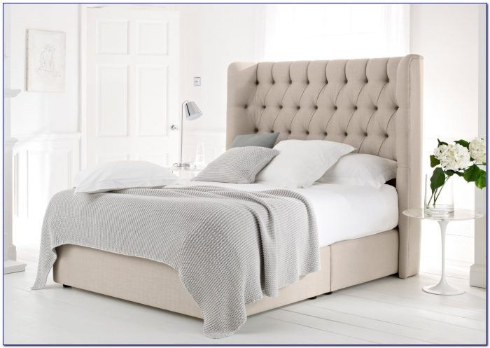 Upholstered Headboard King Bedroom Set