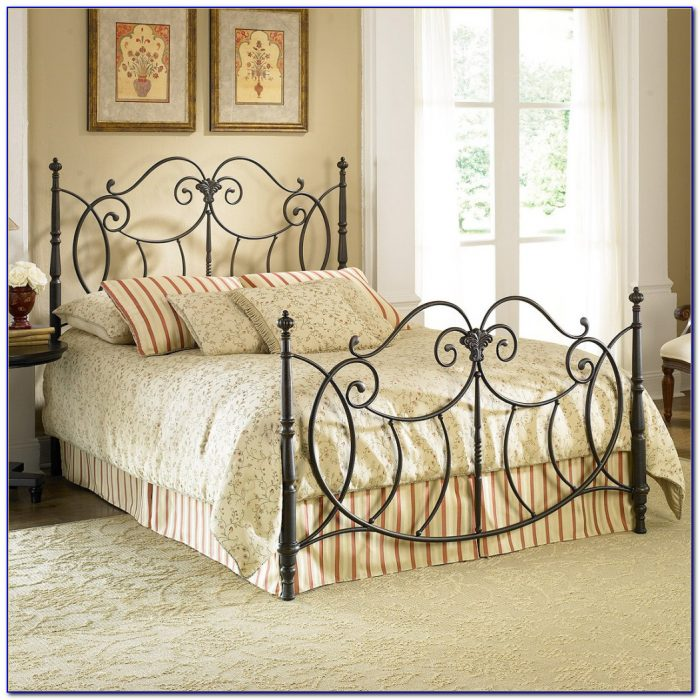 Wrought Iron Bed Frames Craigslist