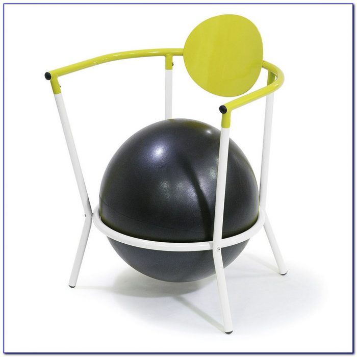 Yoga Ball Chair Base Only